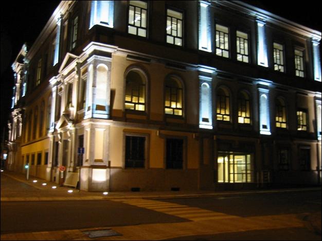 Stadhuis Vilvoorde - Claesen Verlichting