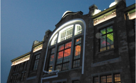 Outdoor Lighting | sport - industrie - monument | Claesen Verlichting